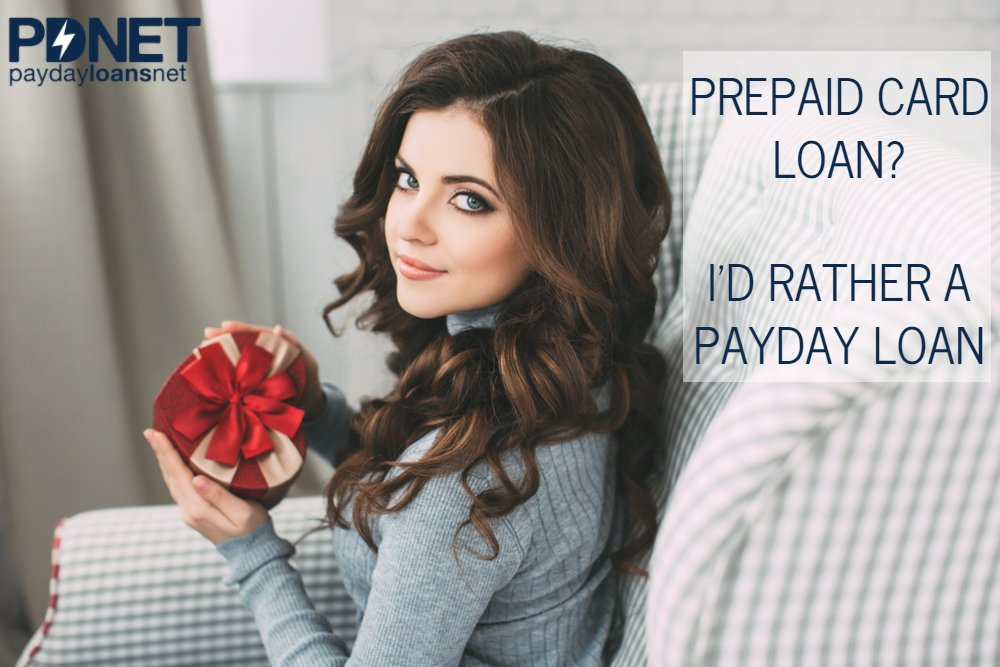 Payday Loans To Prepaid Cards